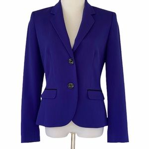 Royal Blue Jacket Size 6